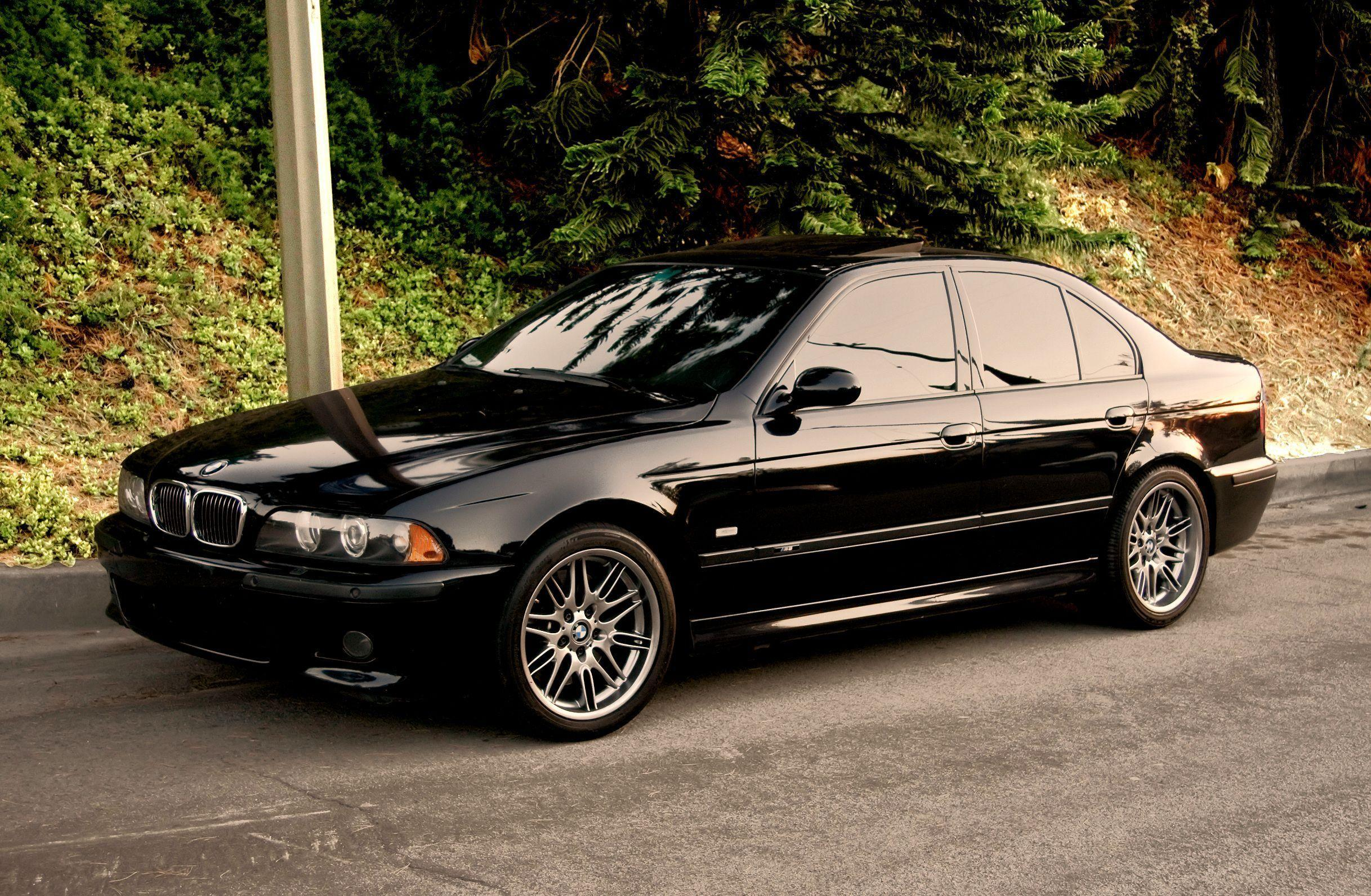 BMW E39 Wallpapers 24