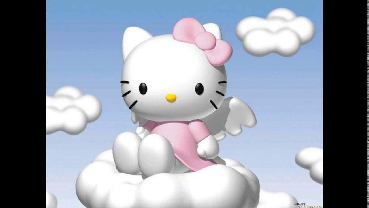 Hello Kitty 3d Wallpapers Wallpaper Cave