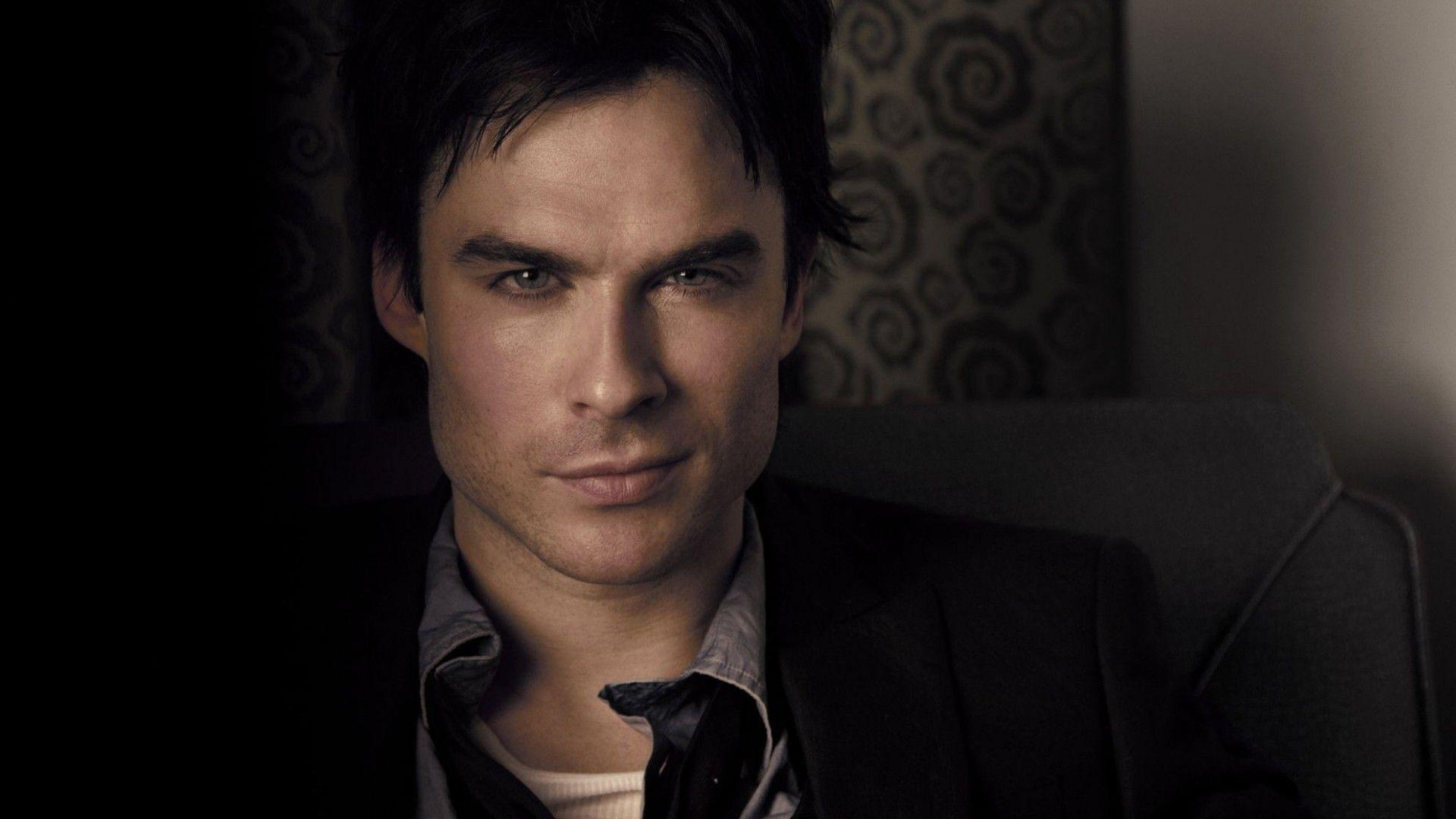 Damon Salvatore Vampire Diaries Wallpapers