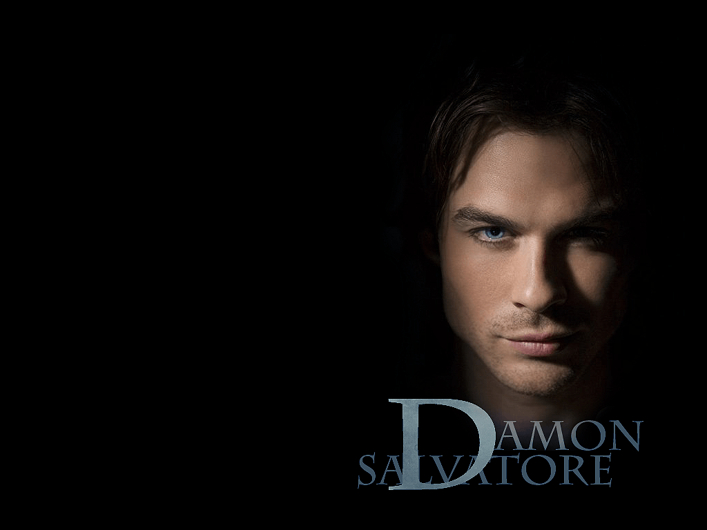 Damon Salvatore – Ian Somerhalder