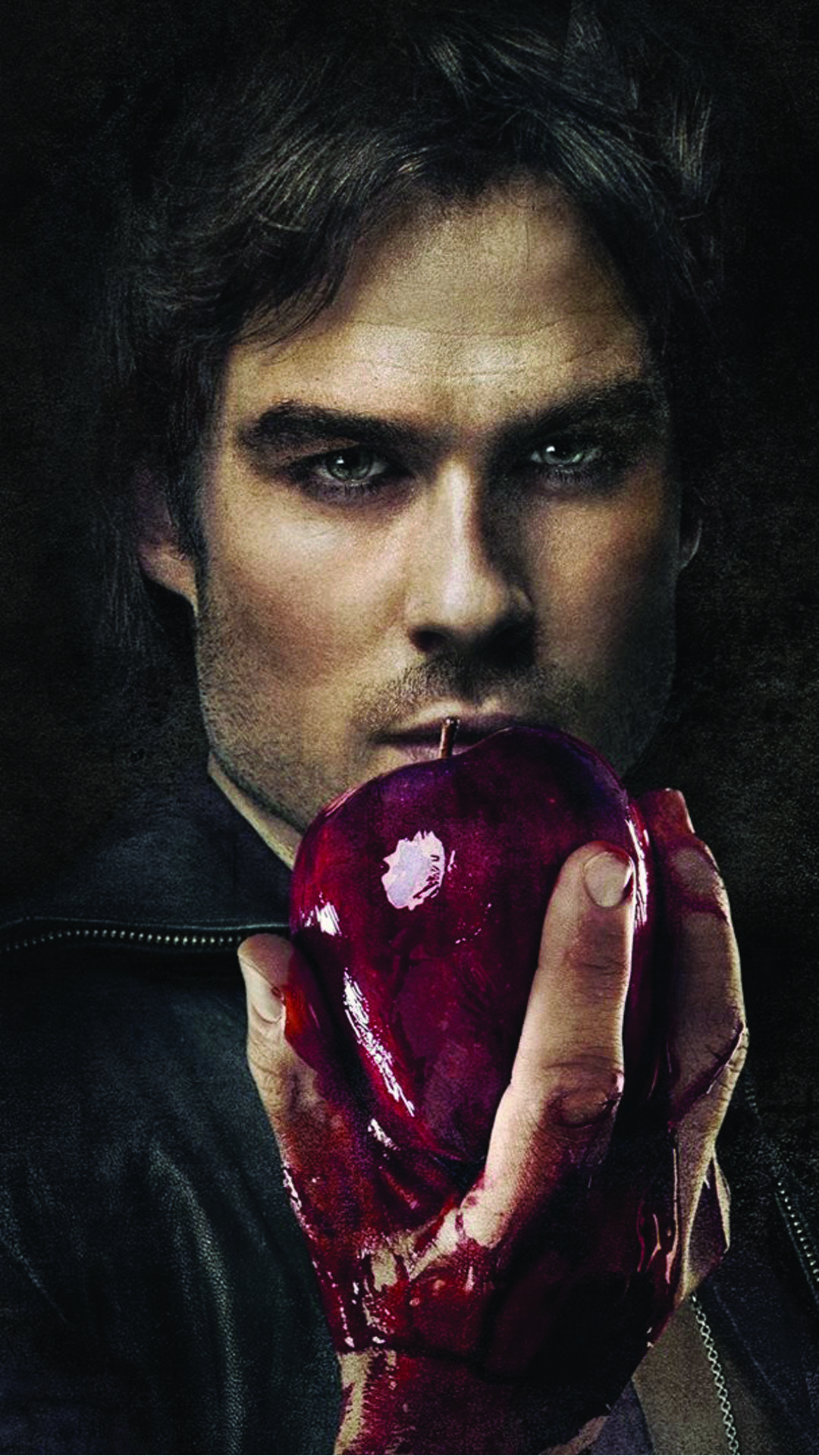 Damon Salvatore Ian Somerhalder Vampire Diaries Android Wallpapers
