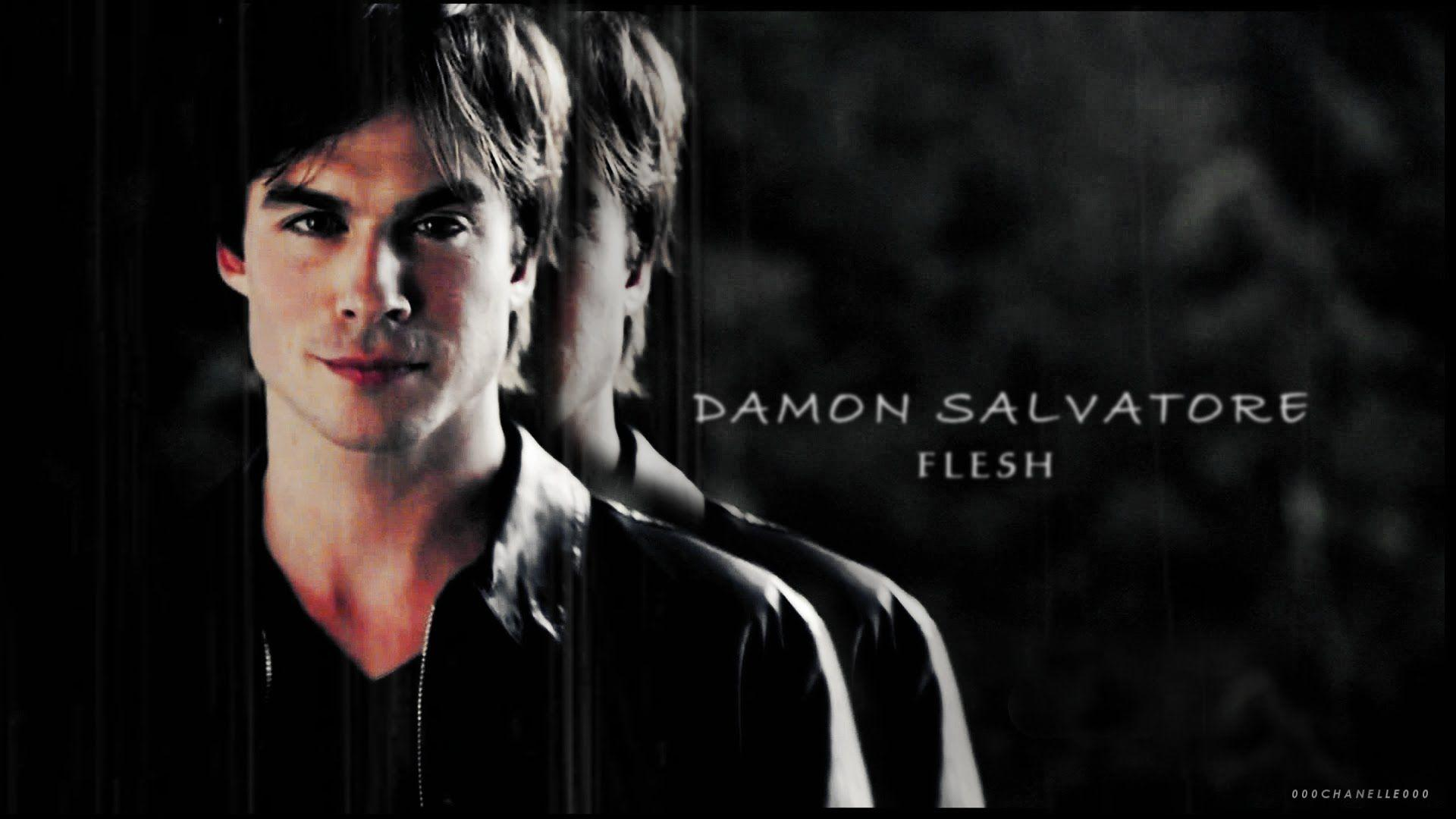 F L E S H ┊Damon Salvatore ❂
