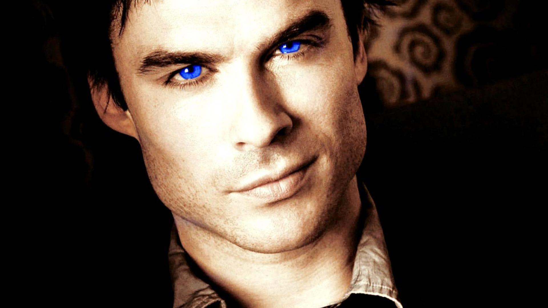 IAN SOMERHALDER AS DAMON WALLPAPER