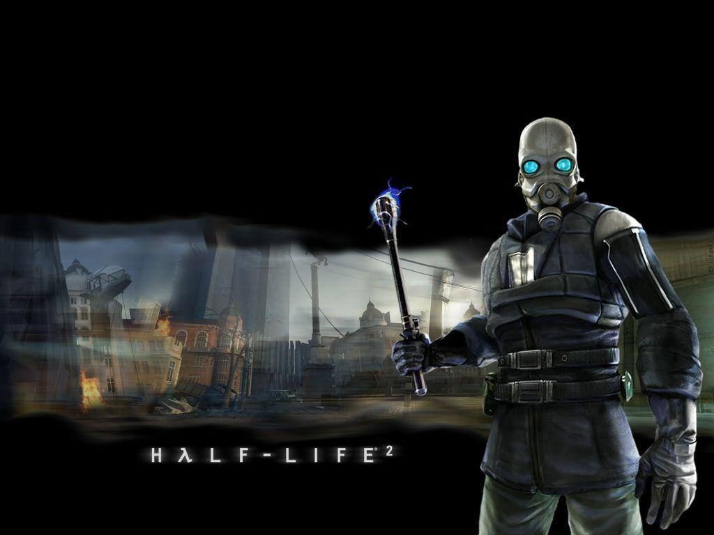 Half Life 2 Wallpapers Hd Wallpaper Cave