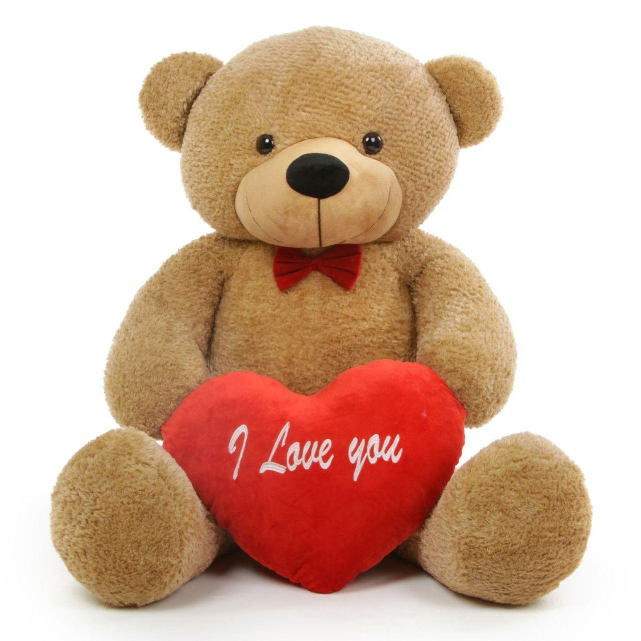 I Love You Teddy Bear Hd Wallpapers Wallpaper Cave