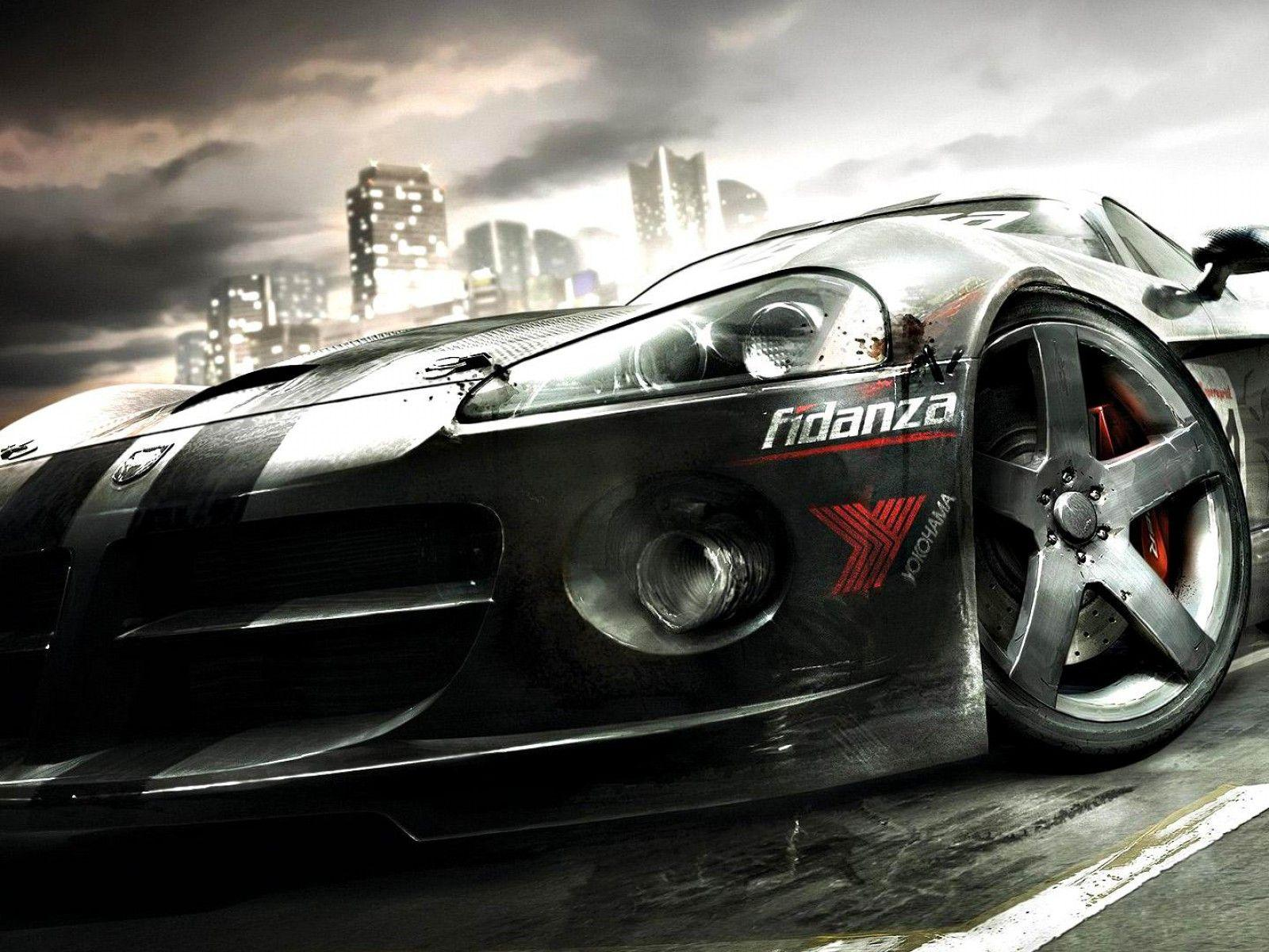 Wallpaper Mobil Sport Black: Wallpapers Mobil Sport Full HD