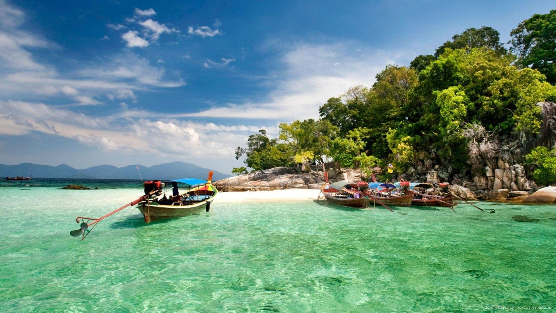 Thailand Beach HD Wallpaper | HD Desktop Background