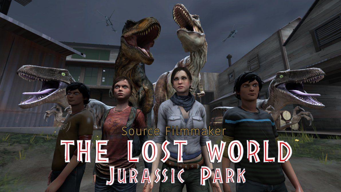 THE LOST WORLD: JURASSIC PARK Wallpapers - Wallpaper Cave