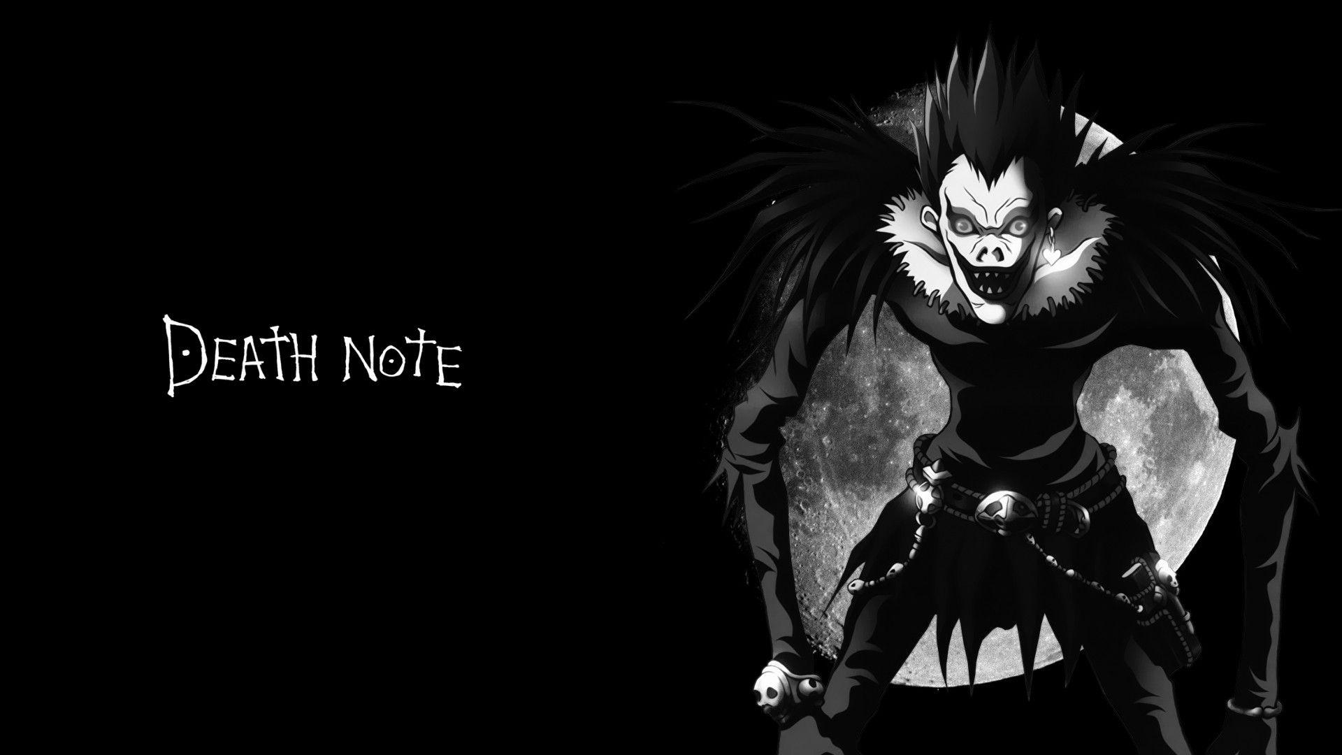 Death Note Ryuk Wallpapers HD
