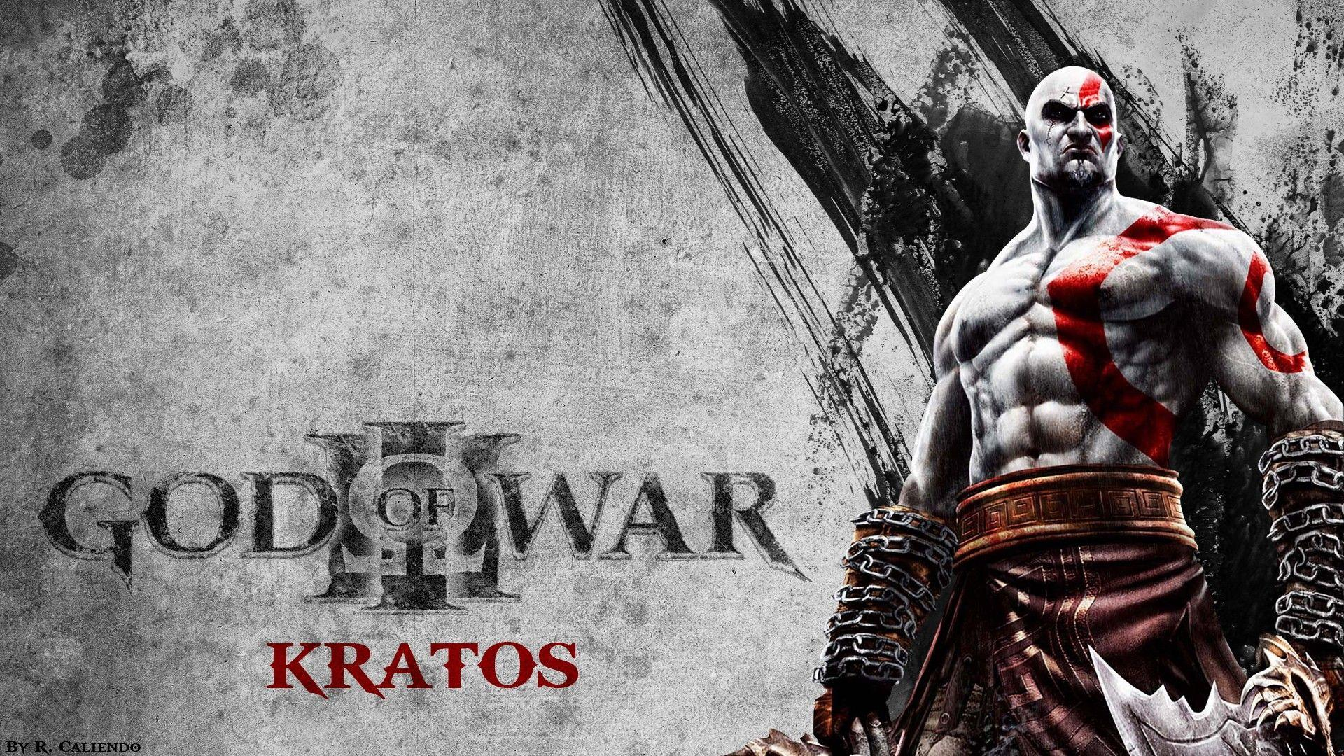 Free Download 43 God Of War Full HD Wallpapers 2016