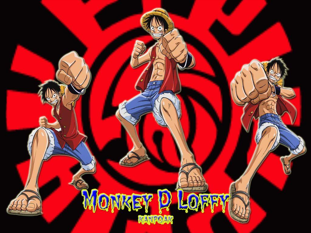 Wallpapers One Piece Luffy Haki Wallpaper Cave