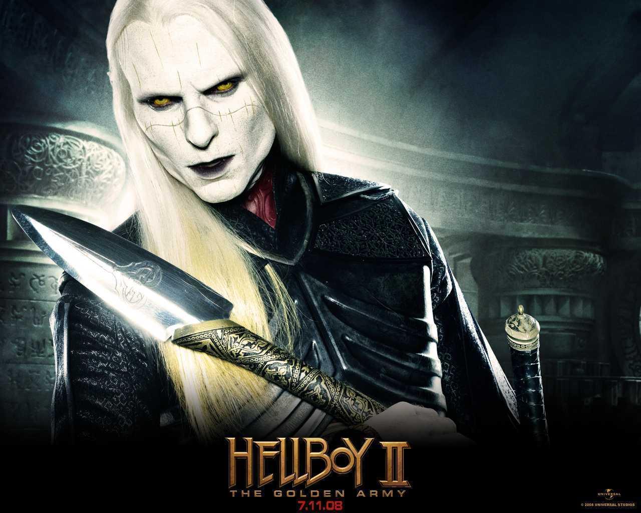 "Hellboy 2 hindi the golden army full movie hellboy ""smokes."