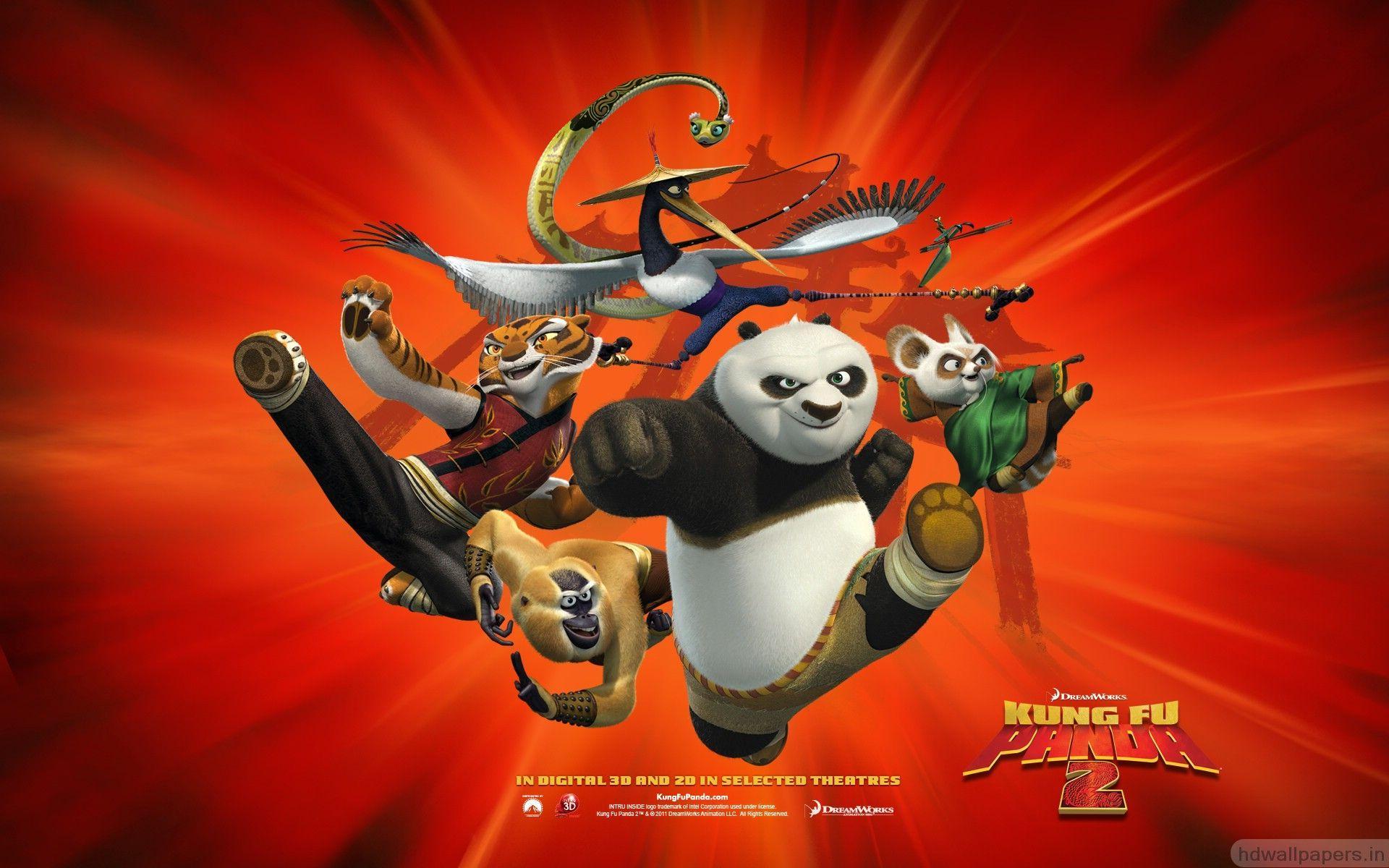 Kung Fu Panda 2 Wallpapers Hd Wallpaper Cave