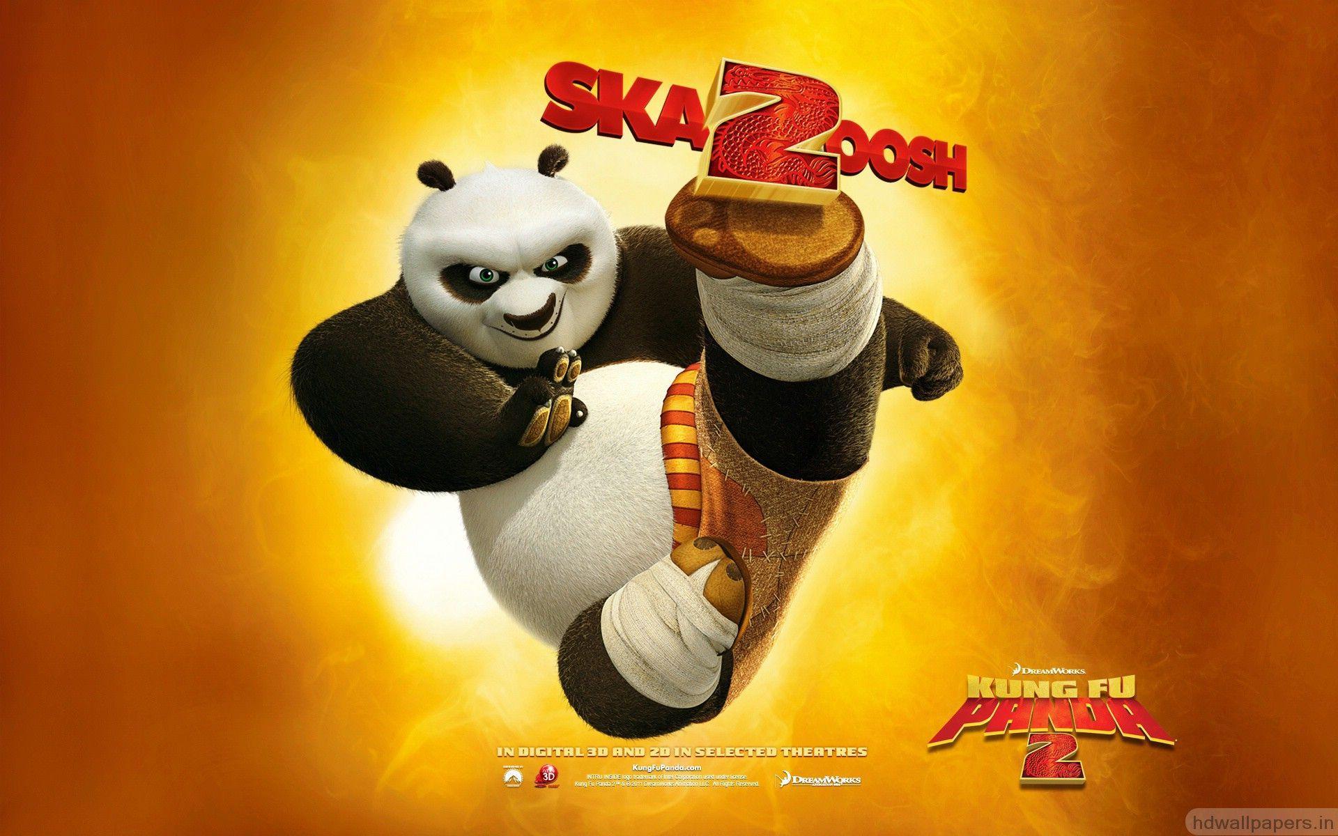 Kung Fu Panda Wallpapers HD Wallpaper
