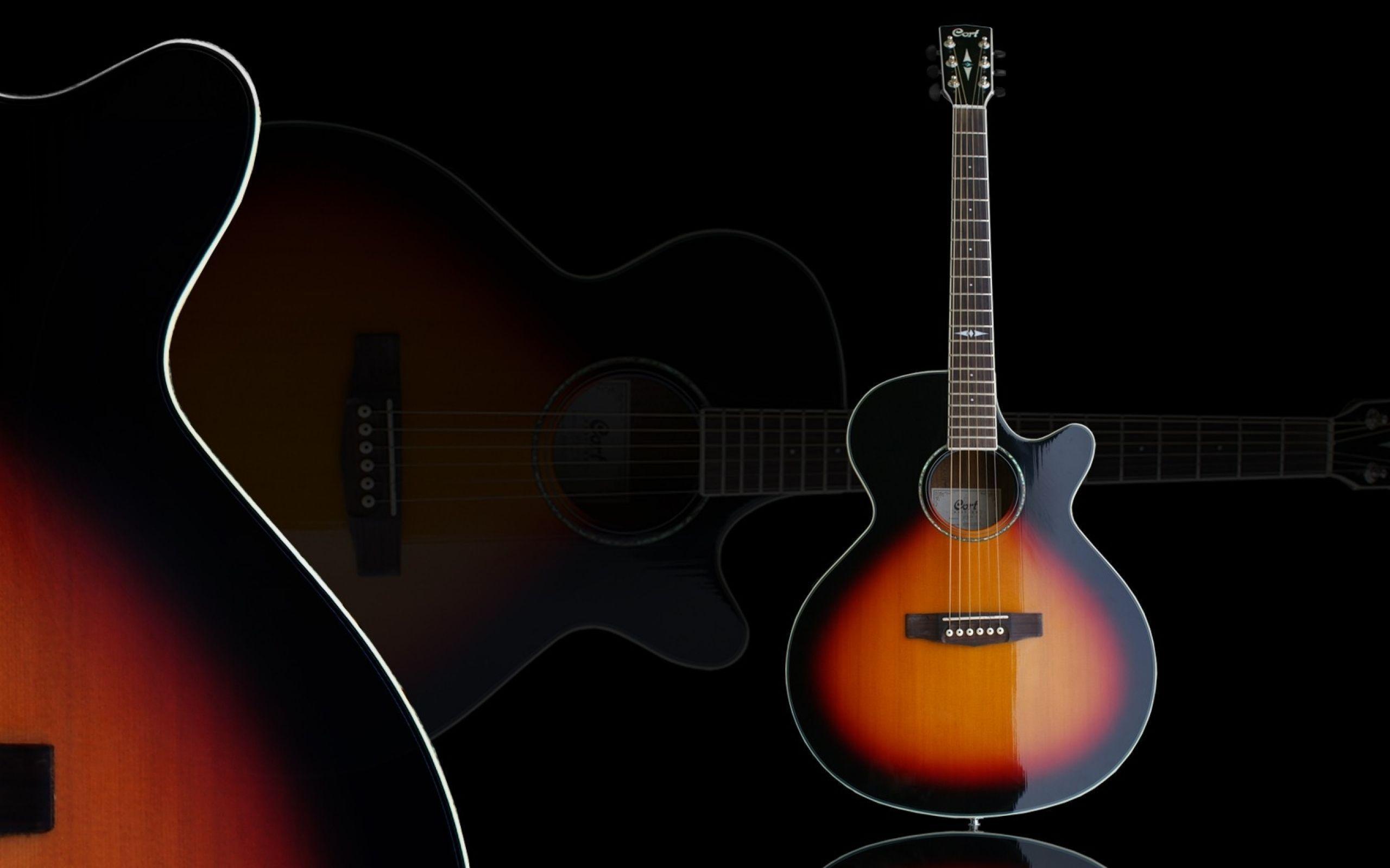 Acoustic Guitar Hd Wallpapers Wallpaper Cave