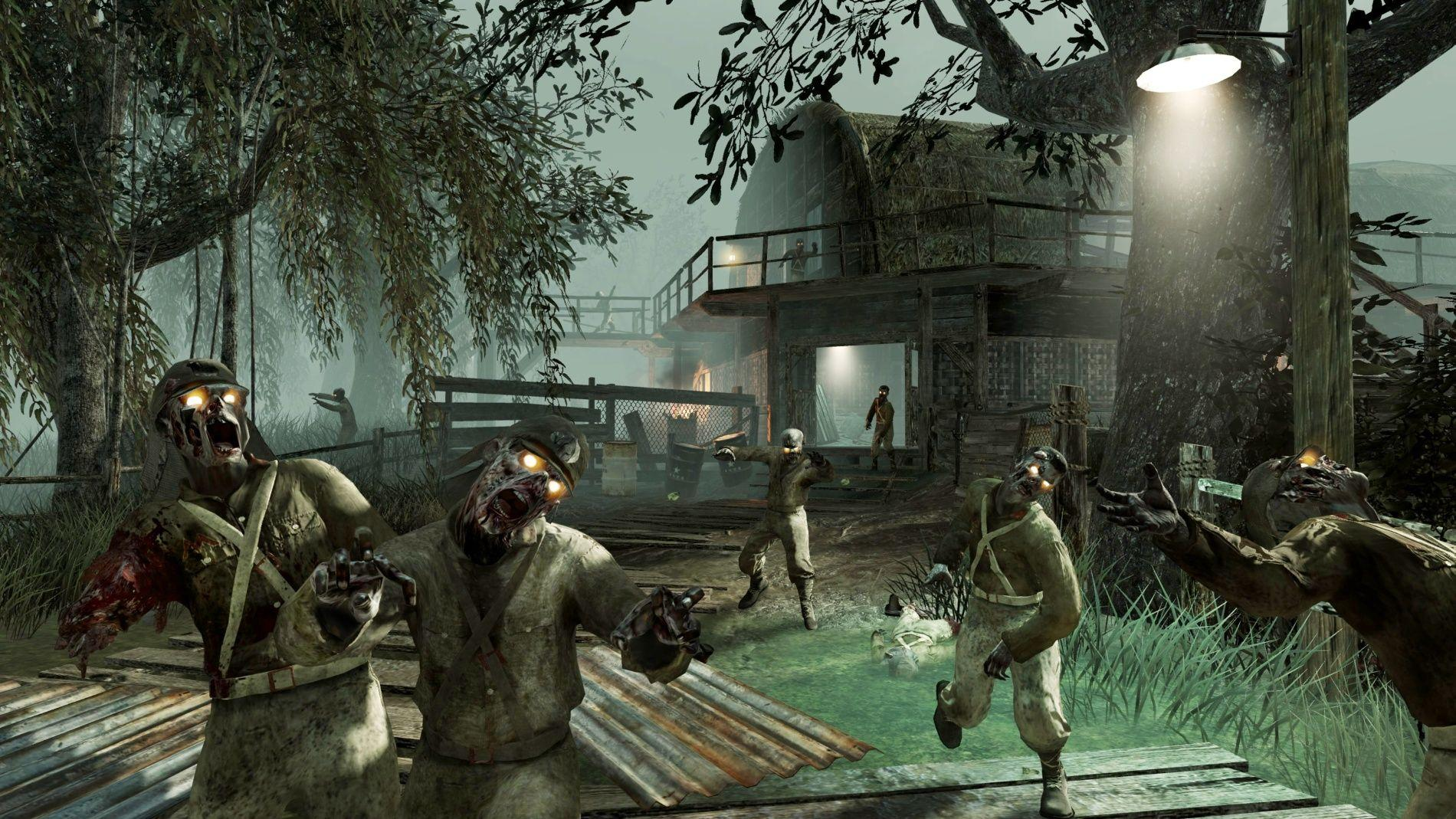 Call Of Duty: Black Ops Zombies Wallpapers - Wallpaper Cave