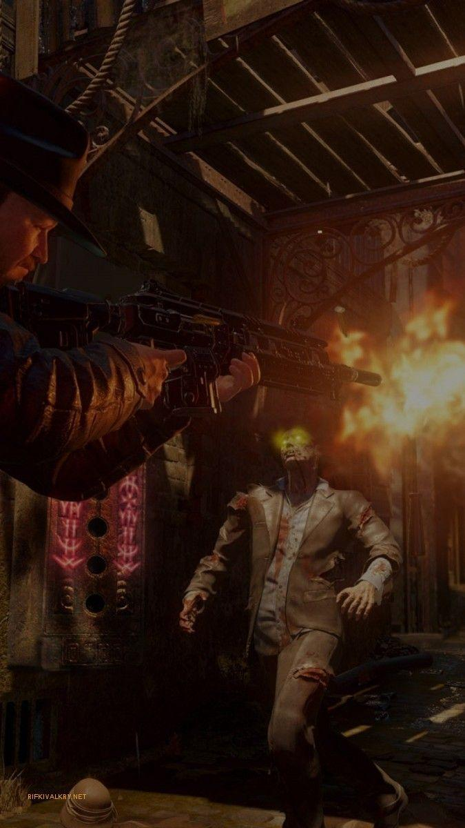 Call Of Duty Black Ops Zombies Wallpapers Wallpaper Cave