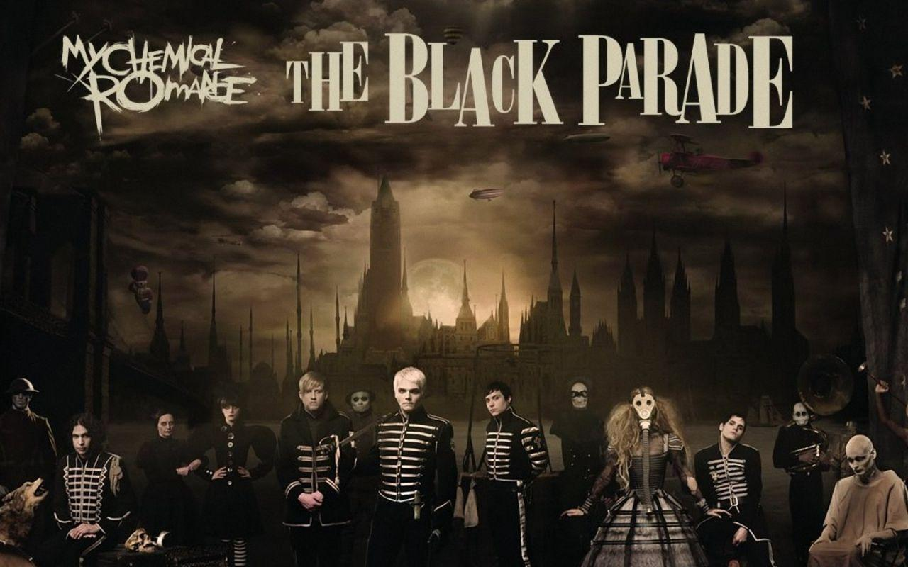 Download My Chemical Romance HD Backgrounds Wallpapers