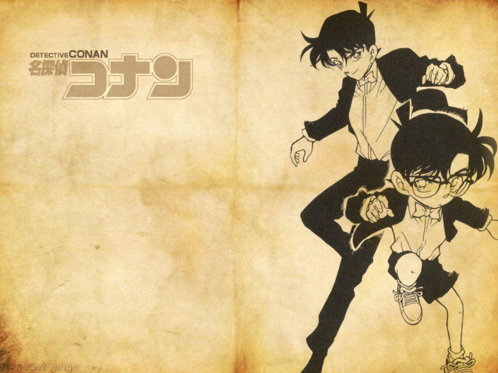 Detective Conan Wallpapers Desktop Wallpaper Cave