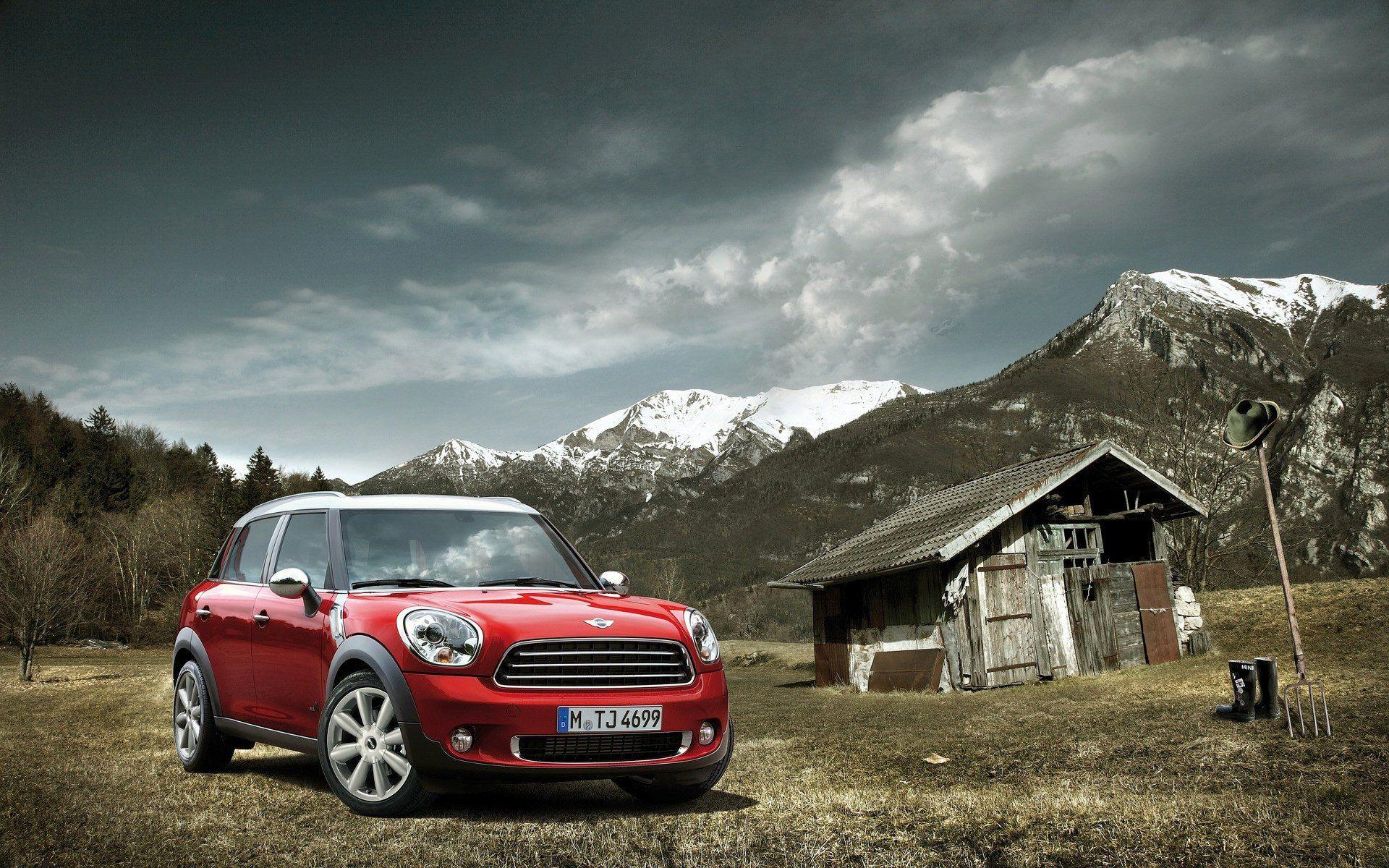 181 Mini Cooper HD Wallpapers