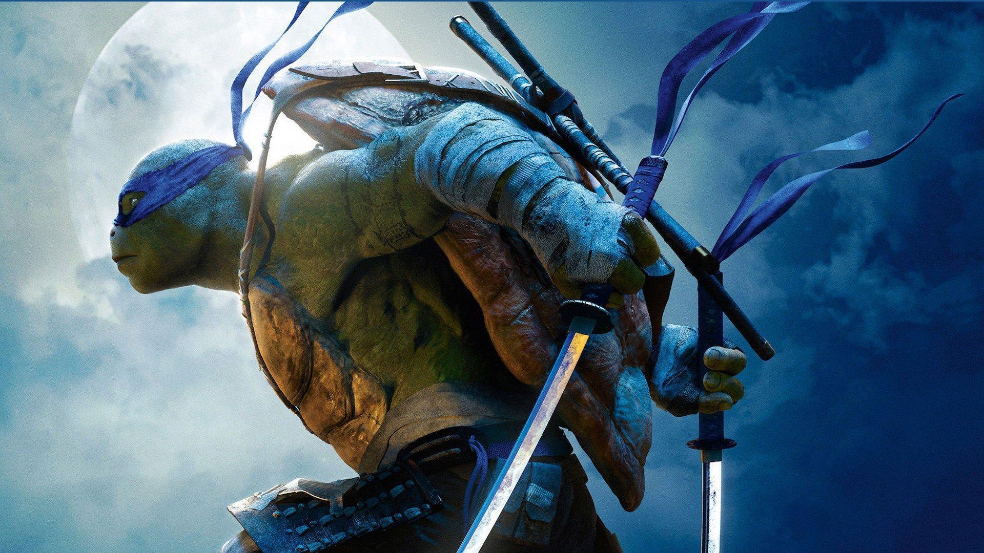 Teenage Mutant Ninja Turtles Leonardo Wallpapers ...