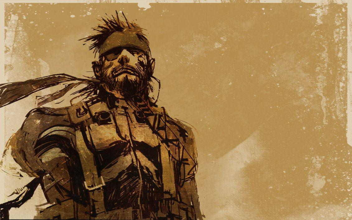 Big Boss Wallpapers Wallpaper Cave