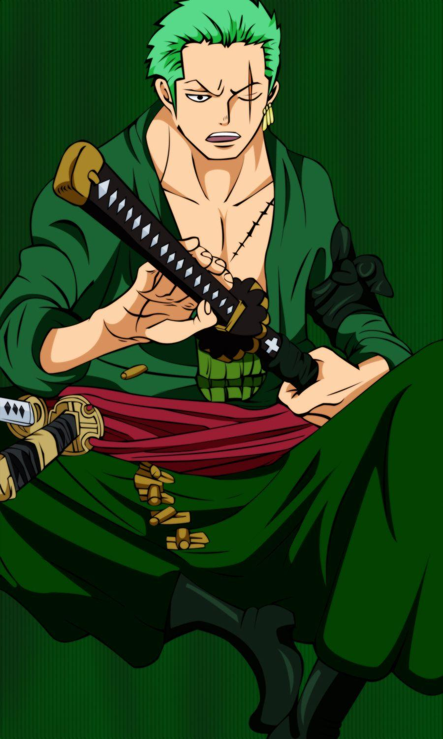 One Piece Zoro After 2 Years Wallpapers Wallpaper Cave