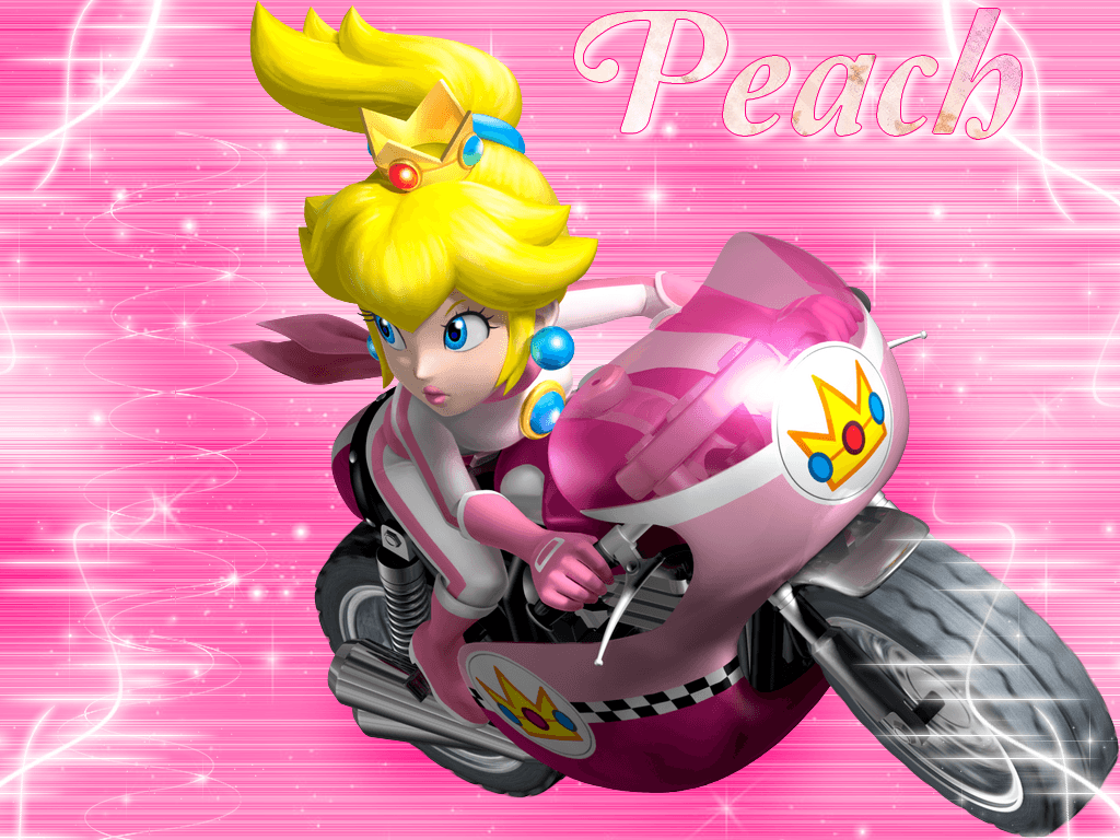 Mario And Peach Wallpapers Wallpaper Cave