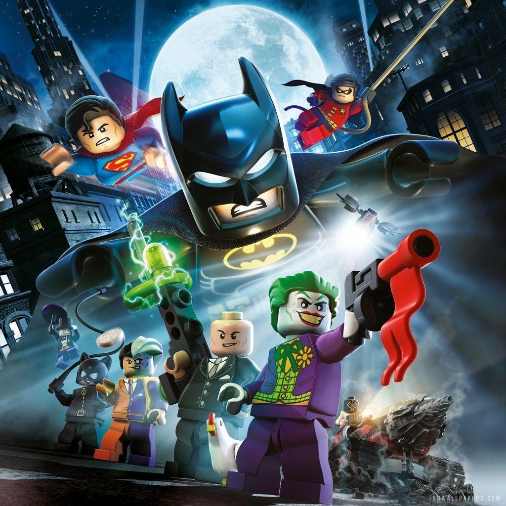 Lego DC Super Villains Wallpapers - Wallpaper Cave