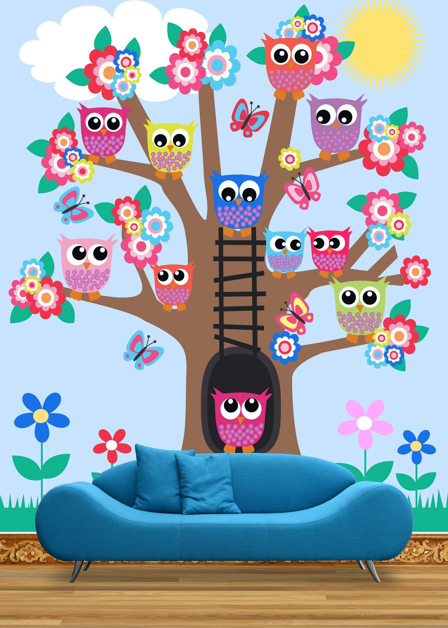 Download 900+ Wallpaper Animasi Owl HD Paling Baru