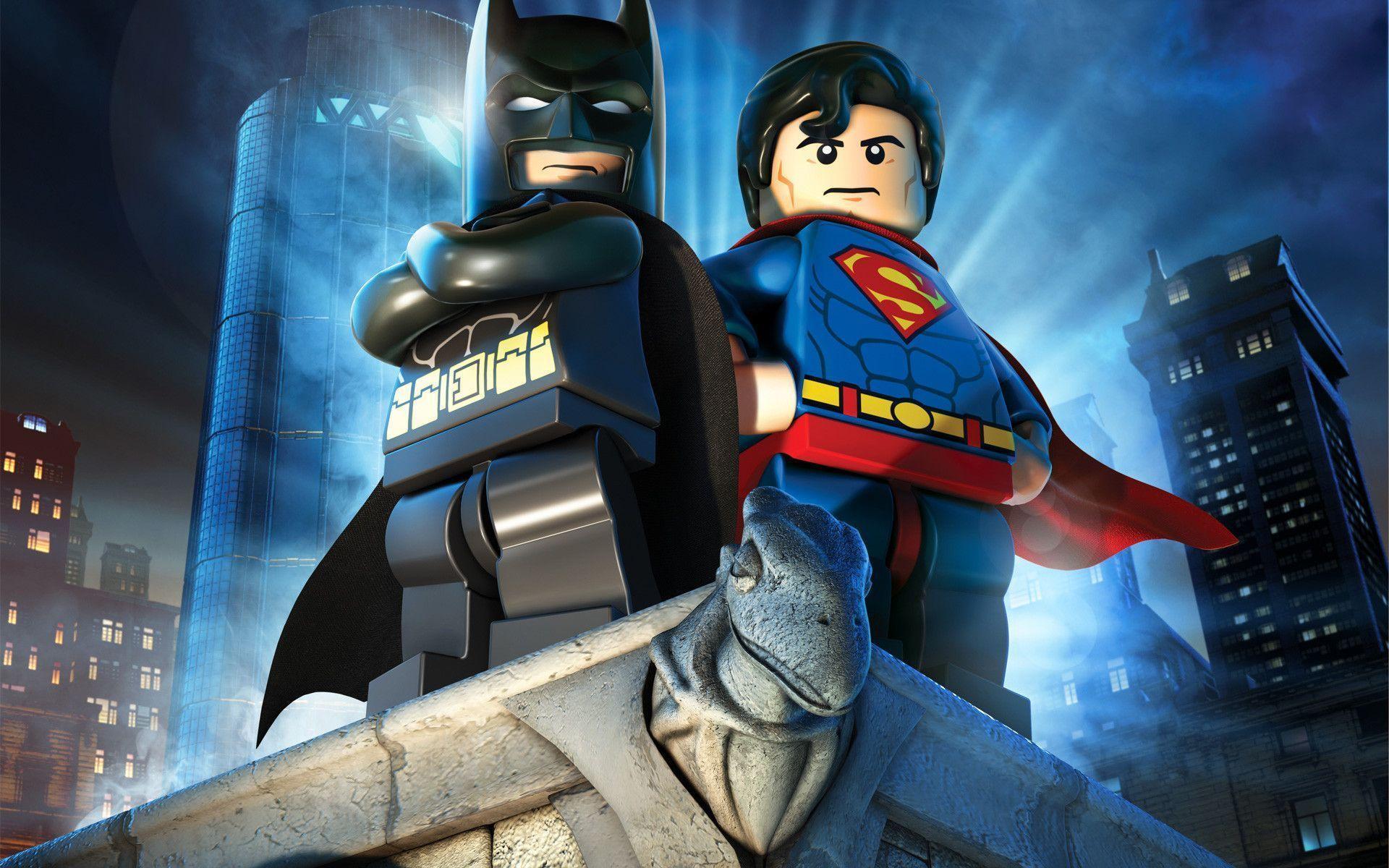 Lego Batman Wallpapers Wallpaper Cave