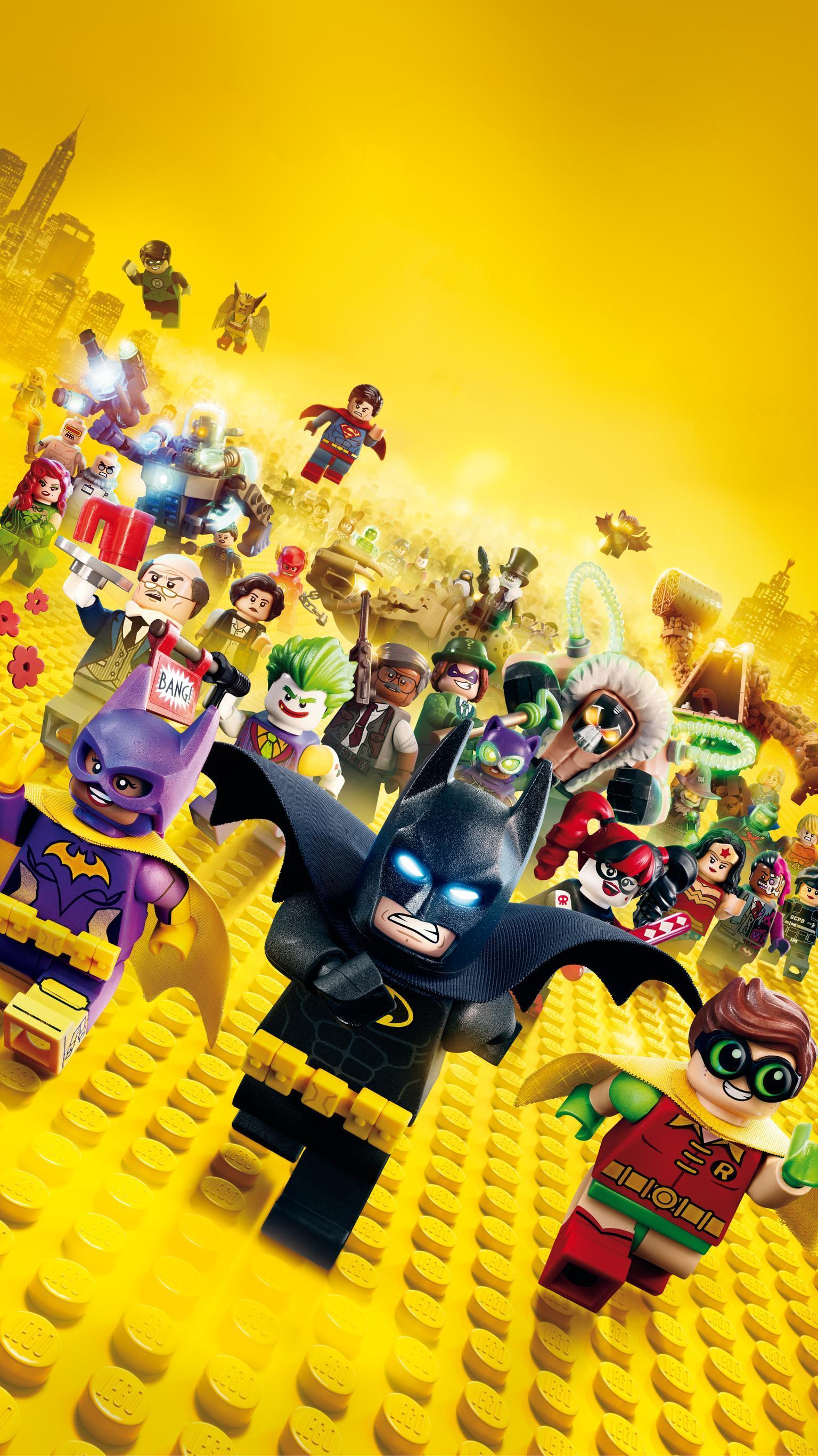 Wallpapers Lego Batman - Wallpaper Cave