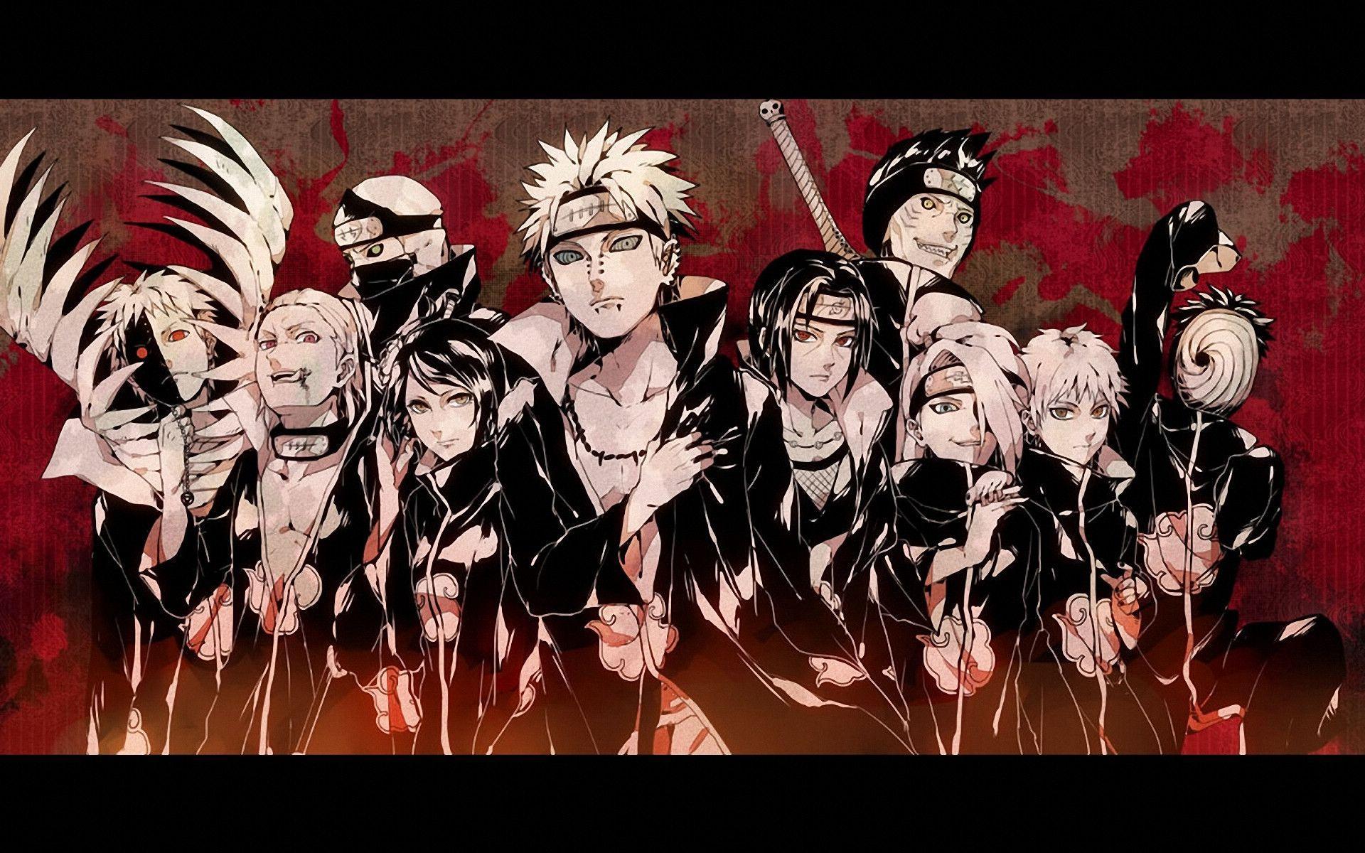 Naruto Hd Wallpapers For Windows 10 Top Anime Wallpaper