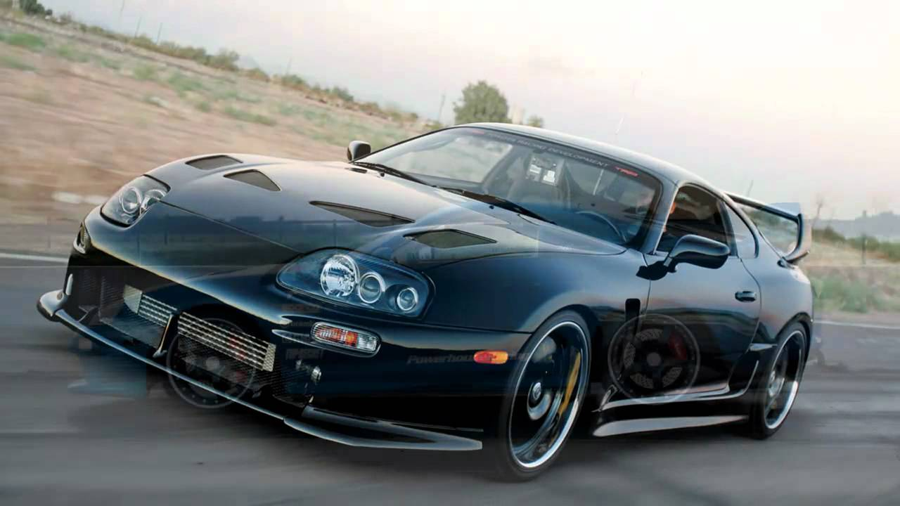 HD Toyota Supra Wallpapers Pack Download