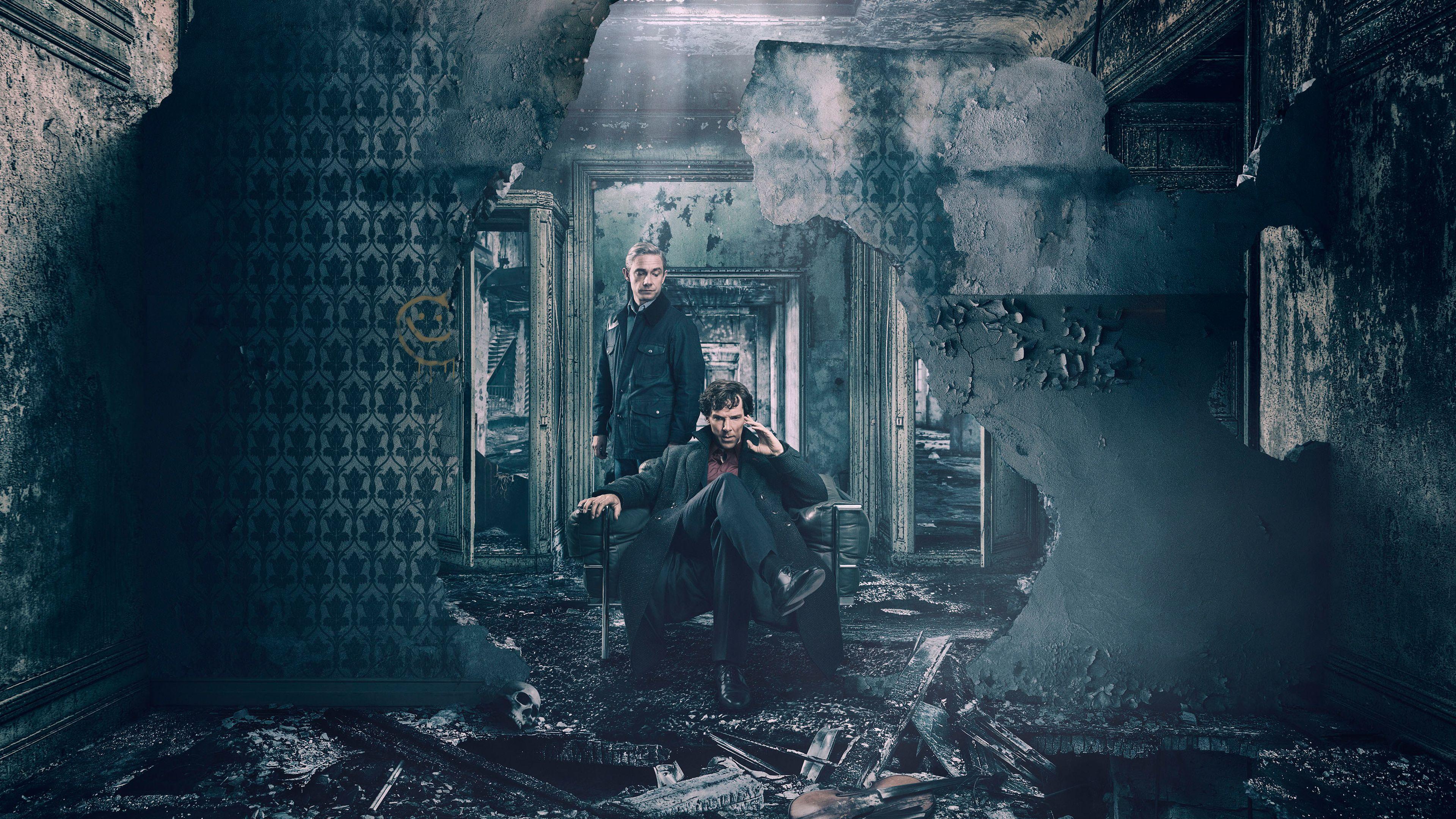Download DeviantArt More Like BBC Sherlock wallpaper pattern by vinree