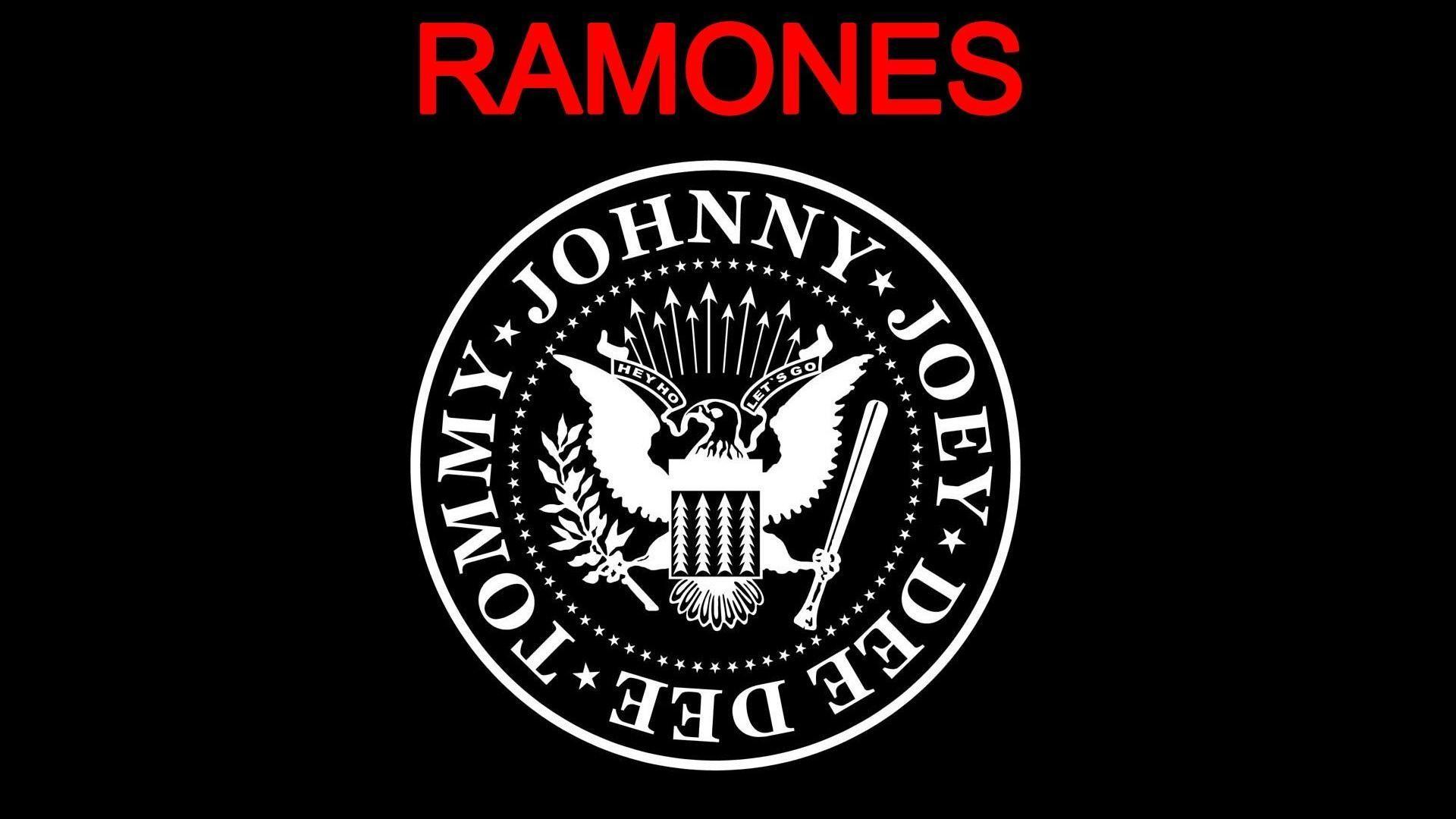 Ramones Logo Wallpapers - Wallpaper Cave