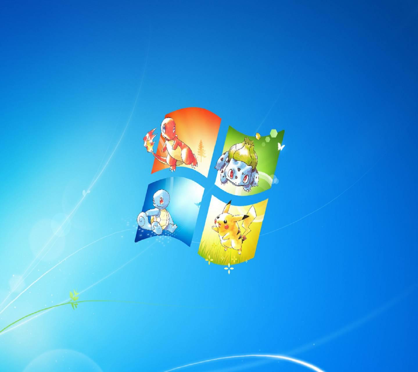 Pokemon Wallpaper Windows 10