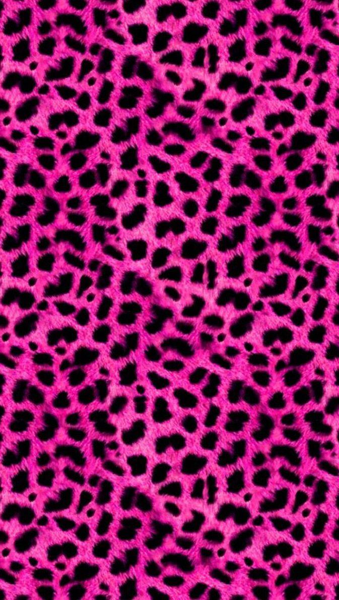 Pink Leopard Print Wallpapers - Wallpaper Cave
