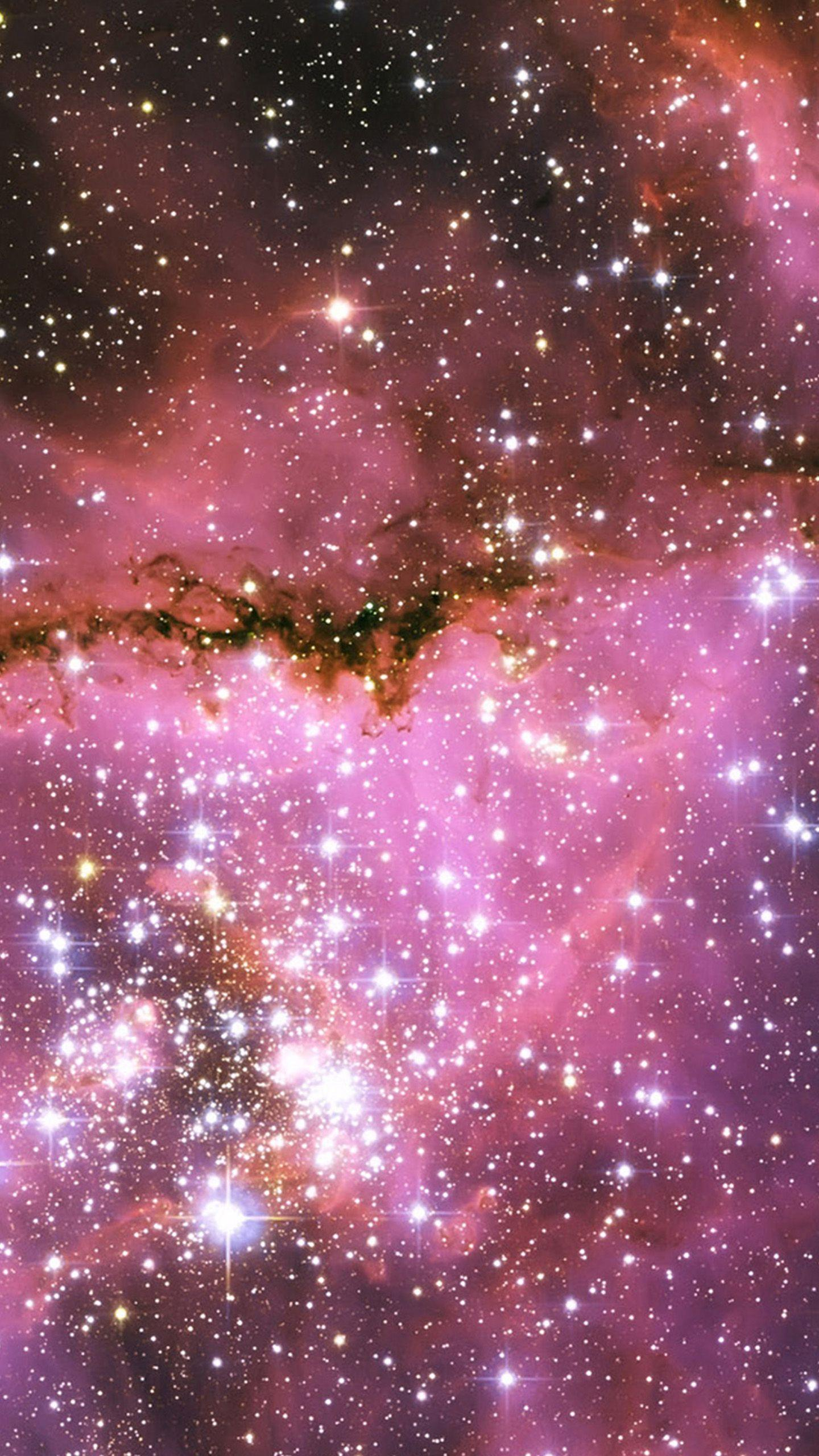 Pink Galaxy Wallpapers Wallpaper Cave