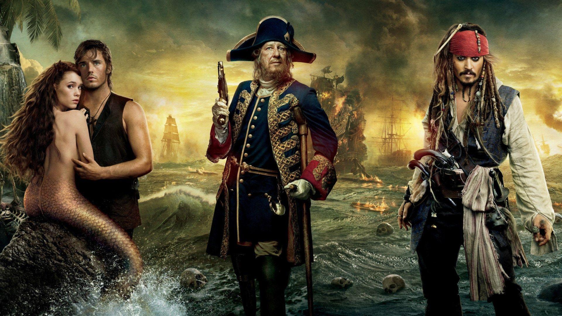 Картинки из пираты карибского моря последняя часть