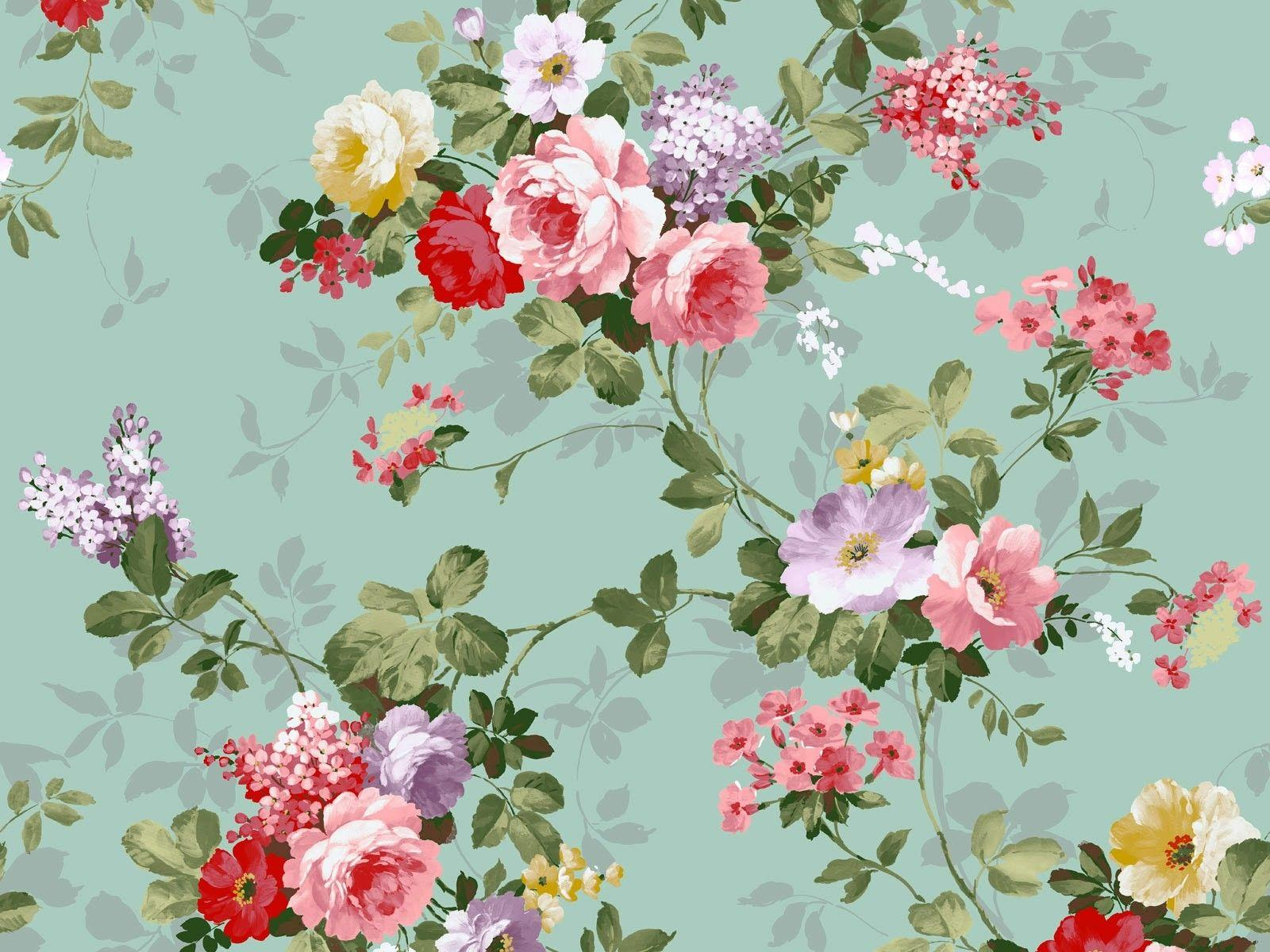 Floral Backgrounds HD - Wallpaper Cave