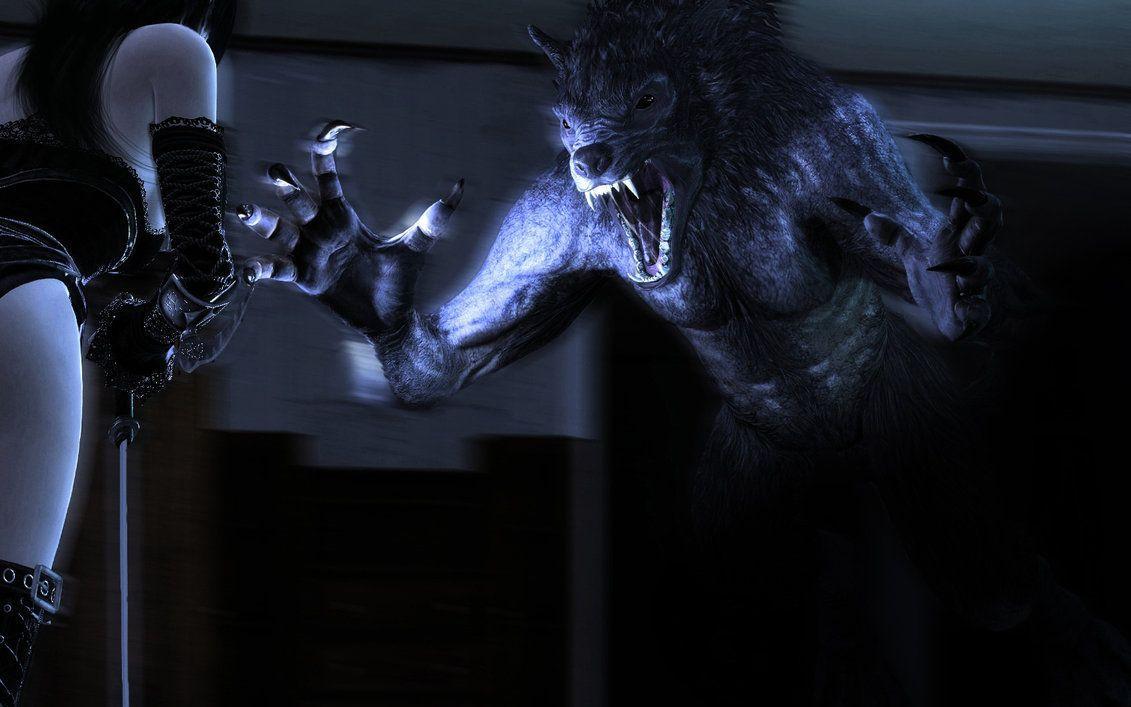 Werewolf Vs Vampire Wallpapers - Wallpaper Cave