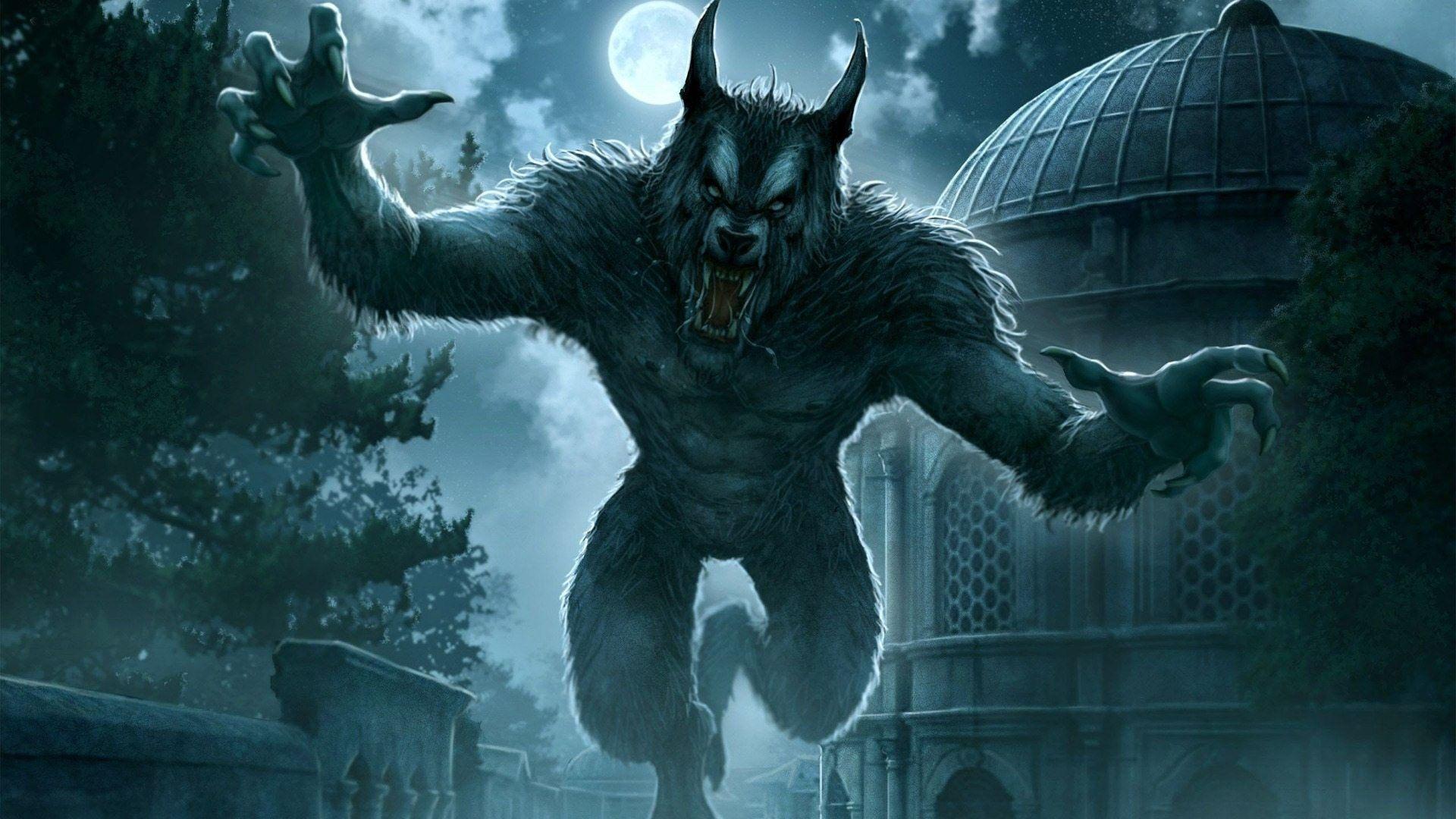 Wolf Vs Vampire Games