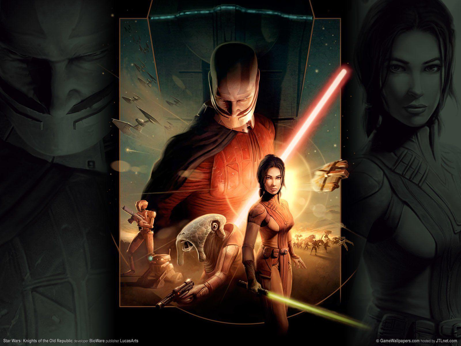 Star Wars Kotor Wallpapers Wallpaper Cave
