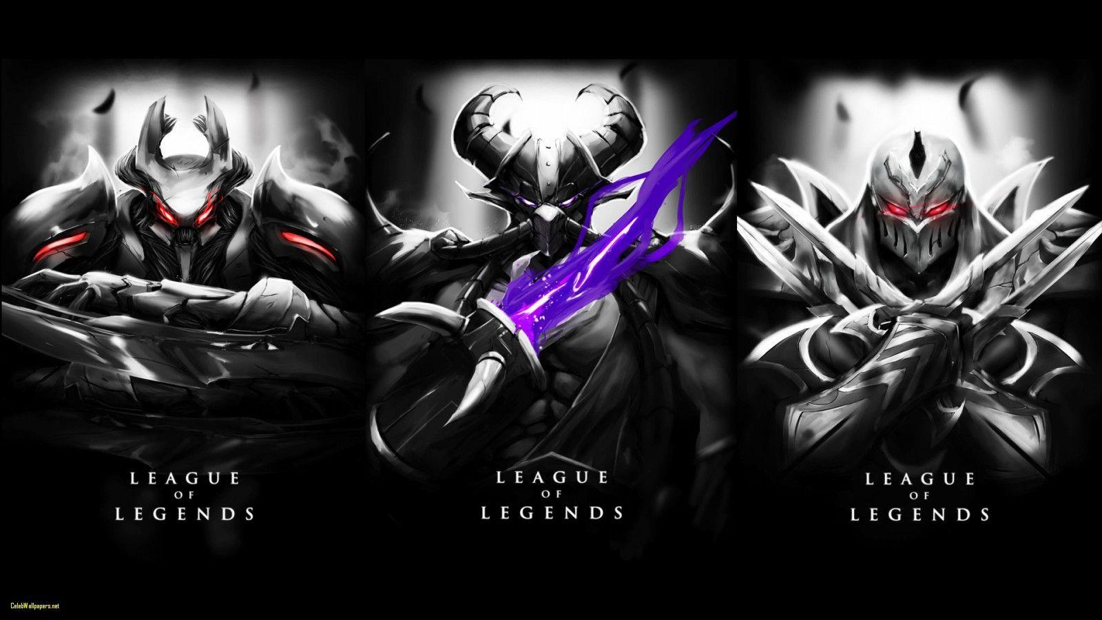 League Of Legend Wallpapers Wallpaper Cave
