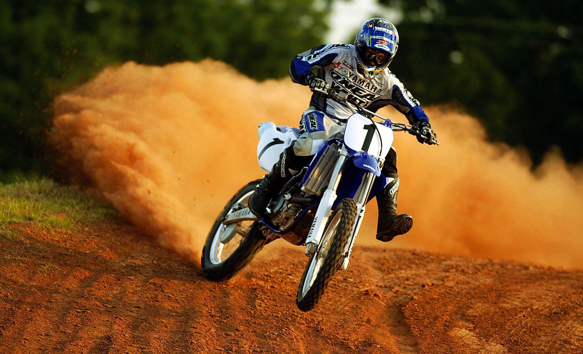 Motocross Wallpapers Yamaha Wallpaper Cave