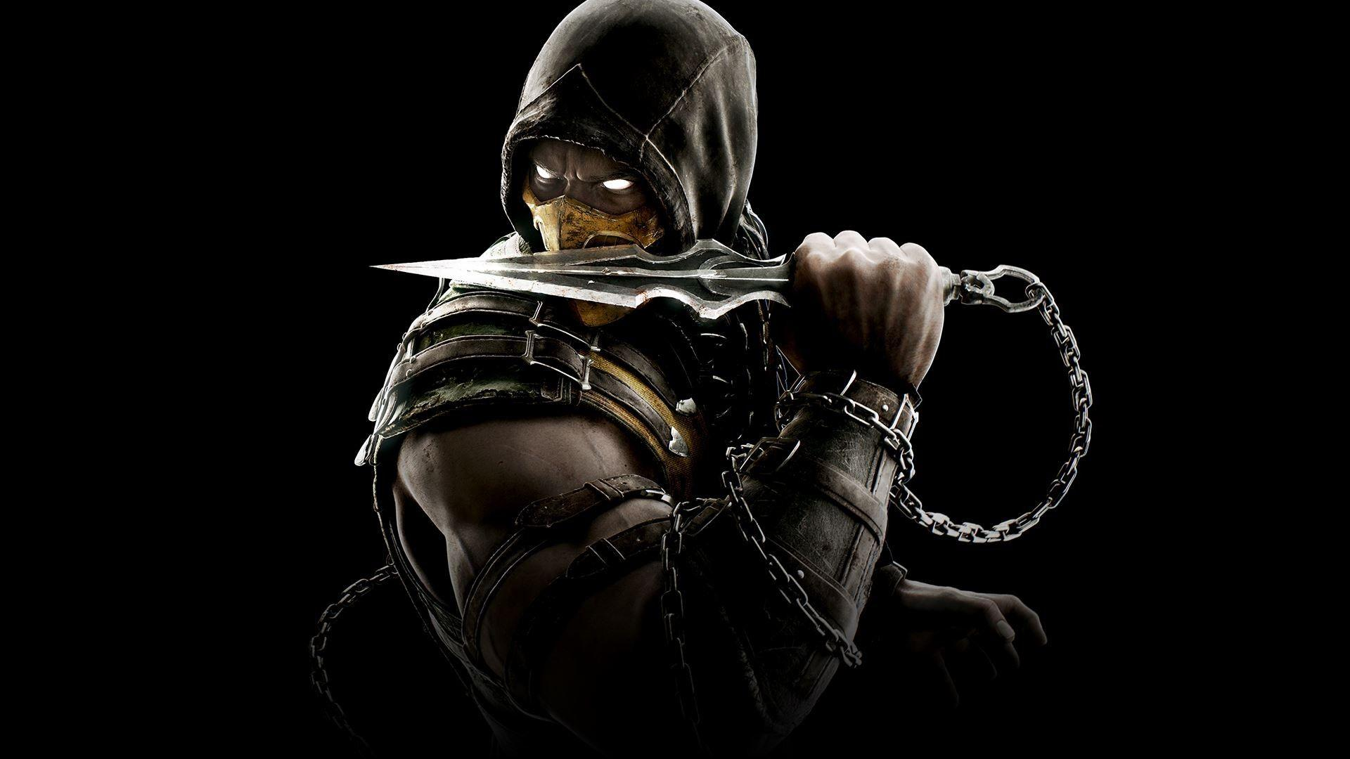 540x960 Scorpion Mortal Kombat 540x960 Resolution HD 4k Wallpapers