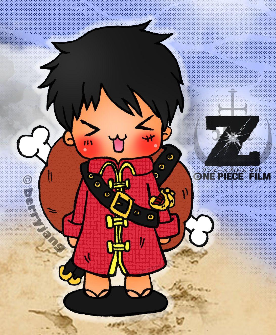 Luffy Chibi Wallpapers Wallpaper Cave