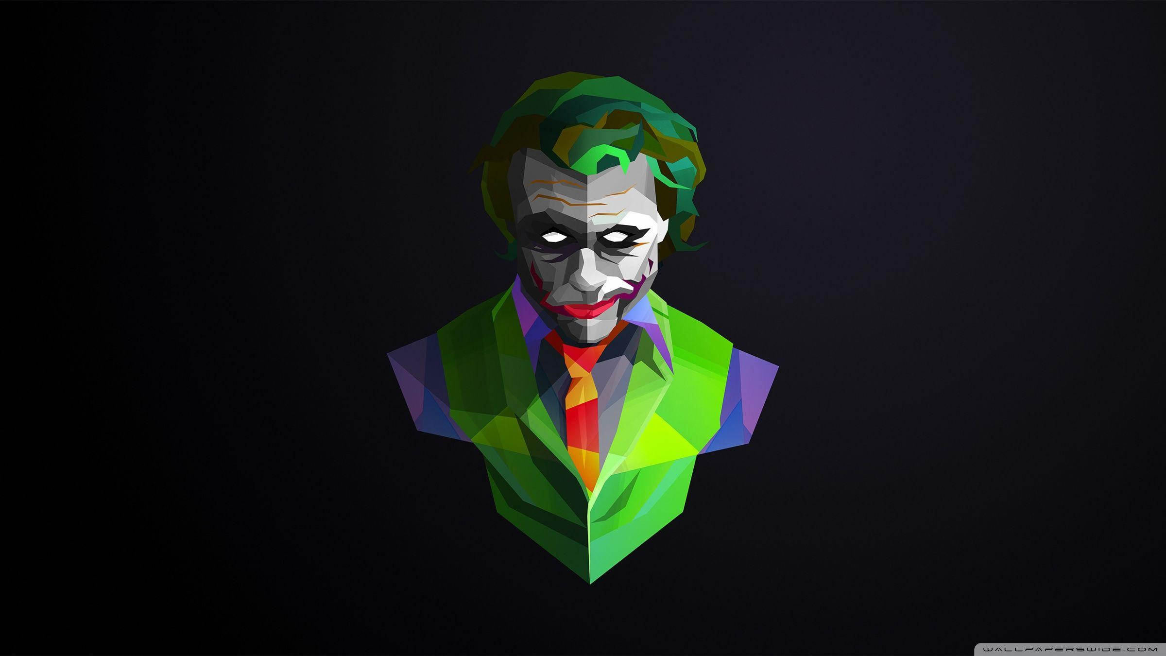 Cool Joker Wallpapers Wallpaper Cave