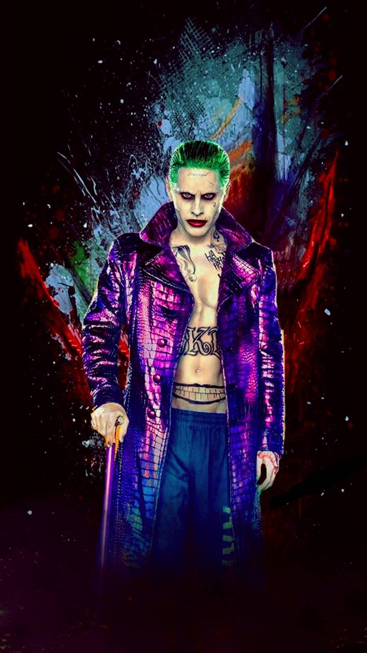 Suicide Squad Joker Wallpapers - Wallpaper Cave